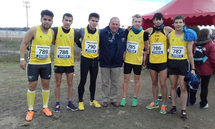 El Club Utrerano de Atletismo compite con los mejores clubes de España