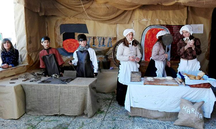 Los escolares de Trajano descubren la Edad Media