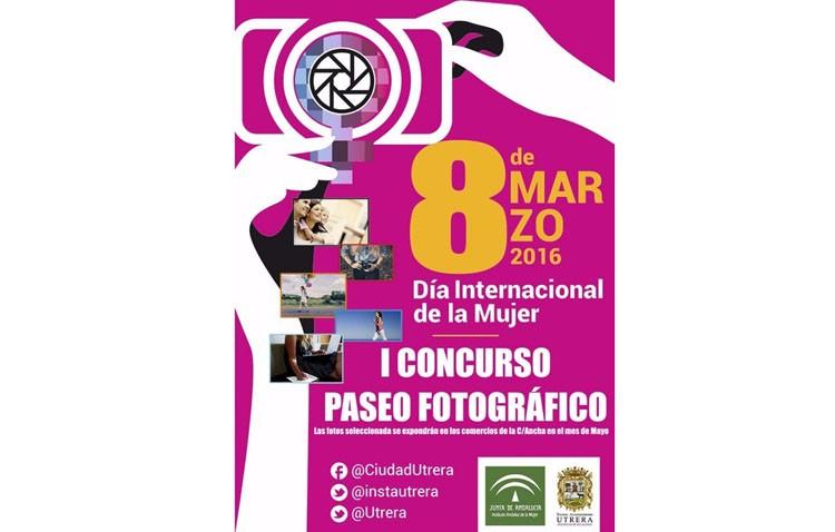 Concurso-paseo fotográfico sobre la mujer en la sociedad