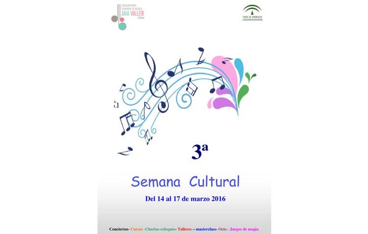 Una semana repleta de actividades musicales en el conservatorio de Utrera