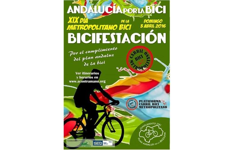 Utrera participará en el Día Metropolitano de la Bici