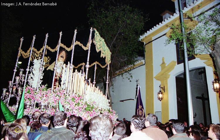 Los Gitanos volverán a encontrarse con Jesús Nazareno