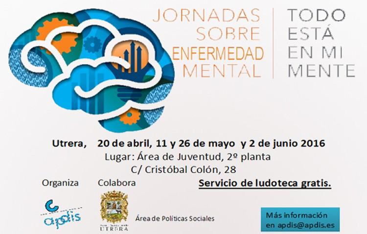 Jornadas sobre enfermedad mental «Todo está en mi mente»