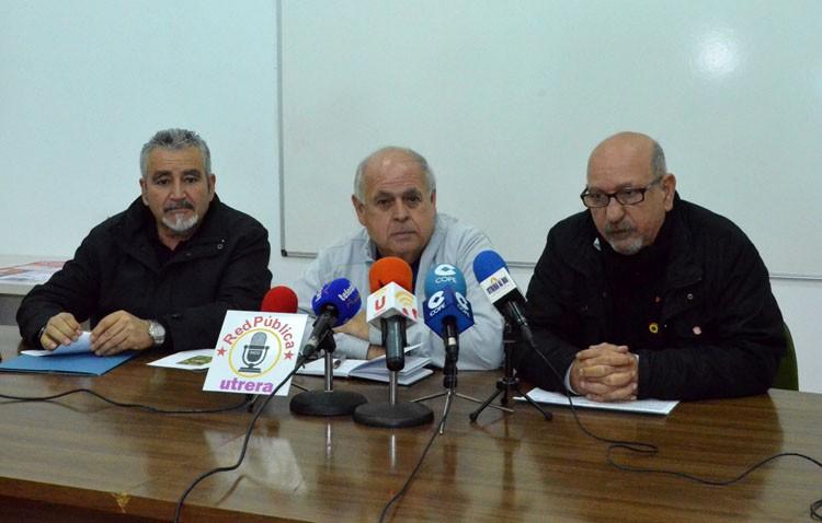 Comisiones Obreras compara al gobierno local (PSOE-IU) con un «régimen absolutista»