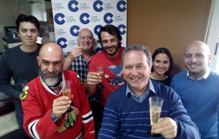 Récord histórico: COPE Utrera (98.1 FM) alcanza los 16.000 oyentes diarios