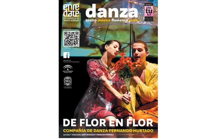 Espectáculo de danza para toda la familia con «De flor en flor»