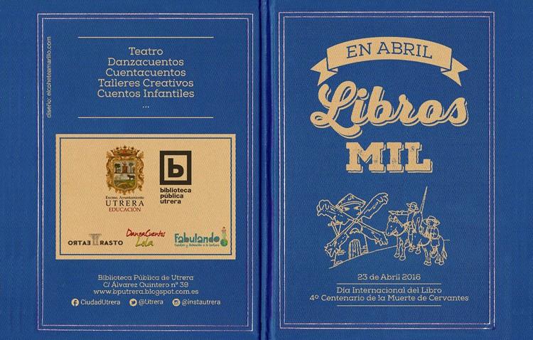 Cuentacuentos, talleres y teatro para conmemorar el Día del Libro entre los escolares