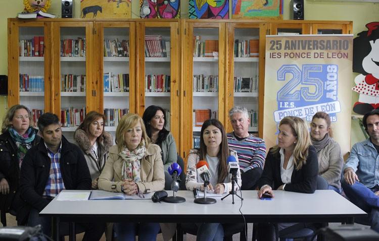 La campaña «¡Estoy enfadad@, hablemos después!» llega a los colegios de Utrera