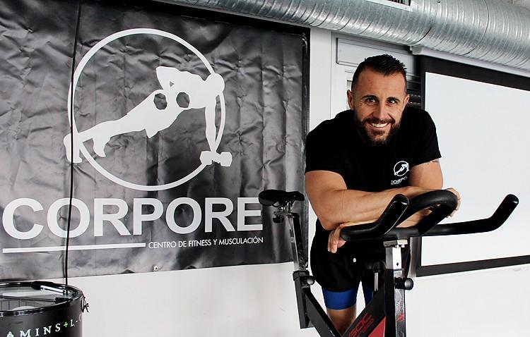 Pablo Doblado, un conocido utrerano al que el deporte le cambió la vida