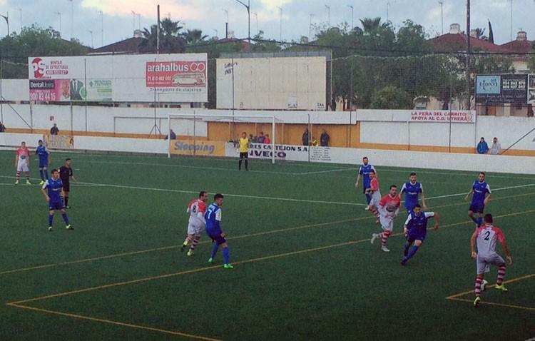 C.D.Utrera 3-1 Écija Balompié: Un año más en Tercera División