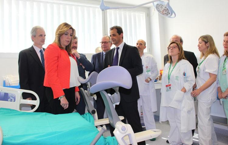 Un CHAR con pediatra de guardia y paritorio en Écija, mientras se ignora la histórica reclamación en Utrera