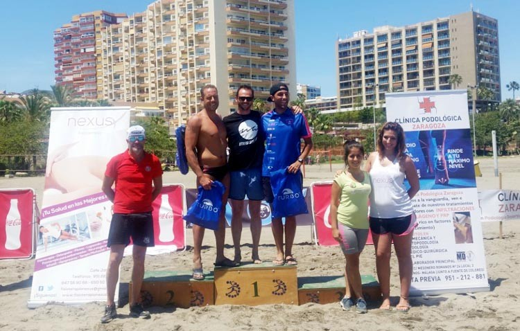 Buenas sensaciones del club «Utrera Acuática» en competiciones andaluzas