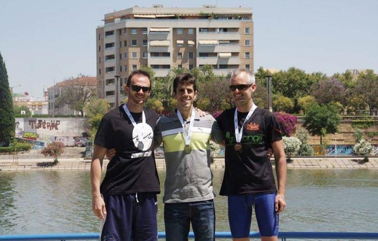 Los nadadores del club «Utrera Acuática» brillan en los campeonatos de Andalucía