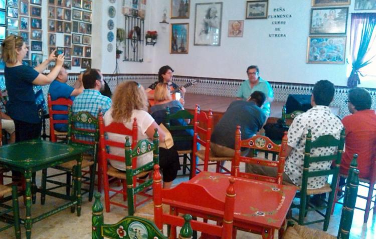 Utrera acoge una visita de agentes de viajes y blogueros especializados