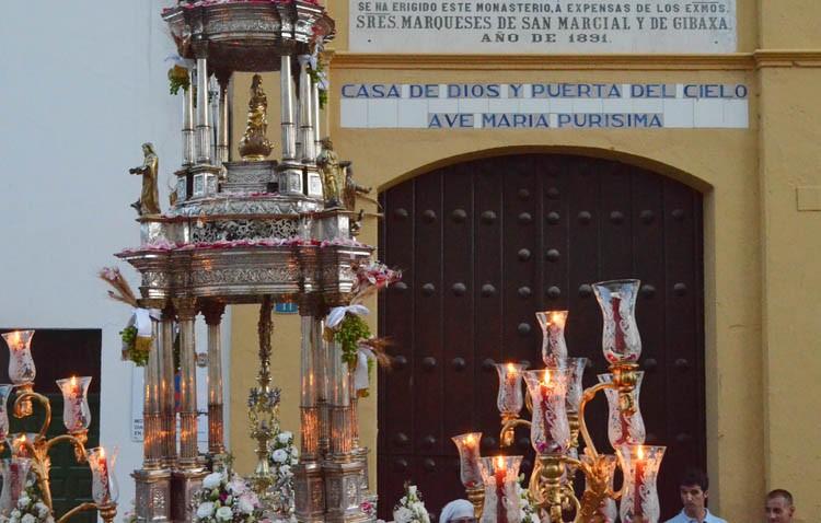 Un brillante cierre al ciclo eucarístico con el «Corpus Chico» (GALERÍA)
