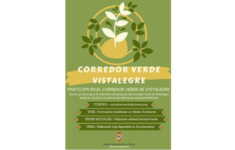 Concurso de ideas para diseñar el corredor verde de Vistalegre