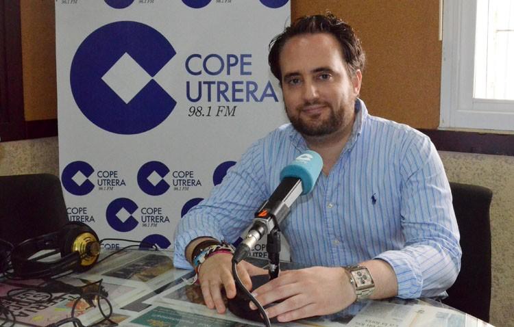 El utrerano Fernando Torres participará como compromisario en el congreso nacional del PP