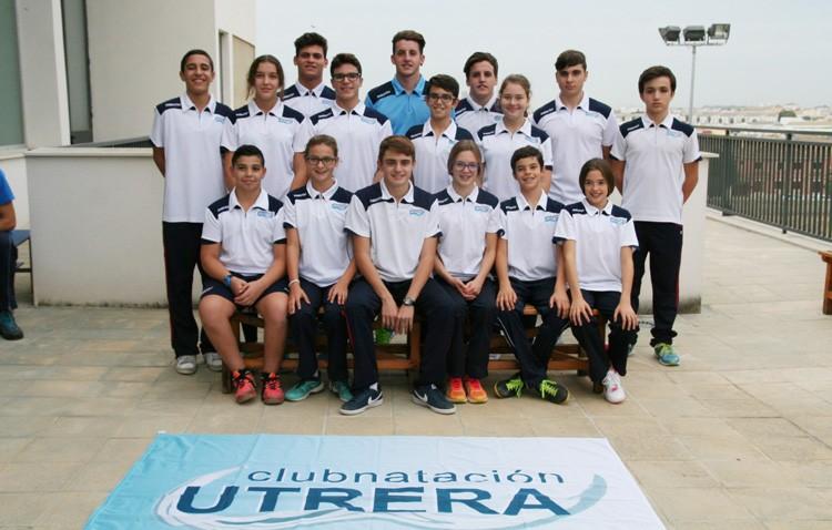 El Club Natación Utrera cierra su participación en el campeonato andaluz y se prepara para próximas competiciones