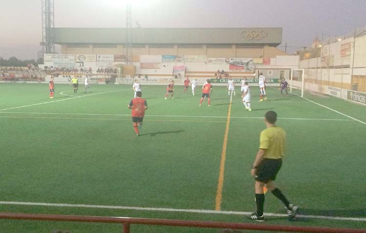 Los de Montoya estrenan la  temporada con victoria ante el R.C. de Huelva B