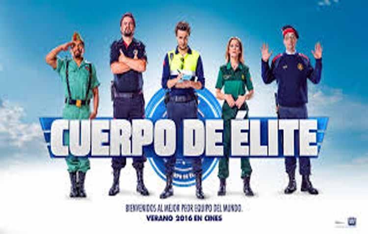 «Cuerpo de élite: Misión Palomares», la nueva comedia española