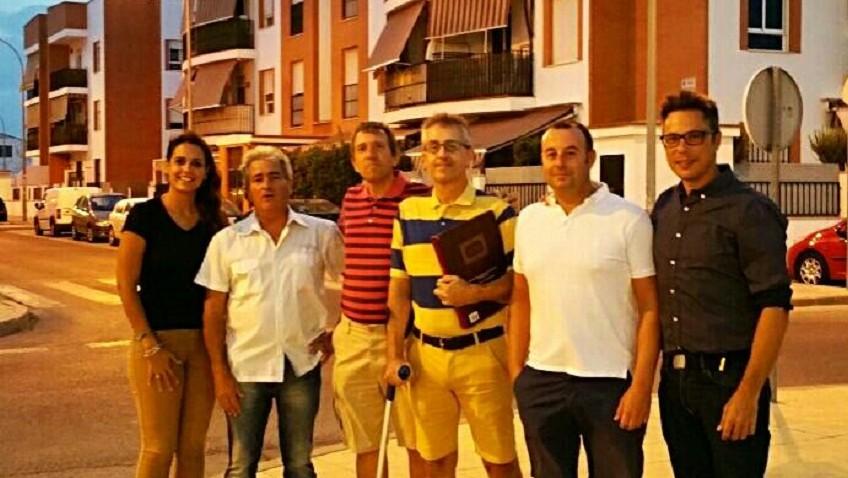 Residencial Los Molinos se integra en la federación de vecinos (Favu)
