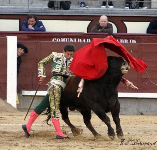 Interesante mes de septiembre para Curro Durán en plazas españolas