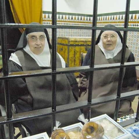 Manjares celestiales elaborados por las Madres Carmelitas