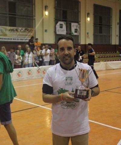 El utrerano Eloy Ramírez dirigirá al Club Baloncesto Ifach Calpe