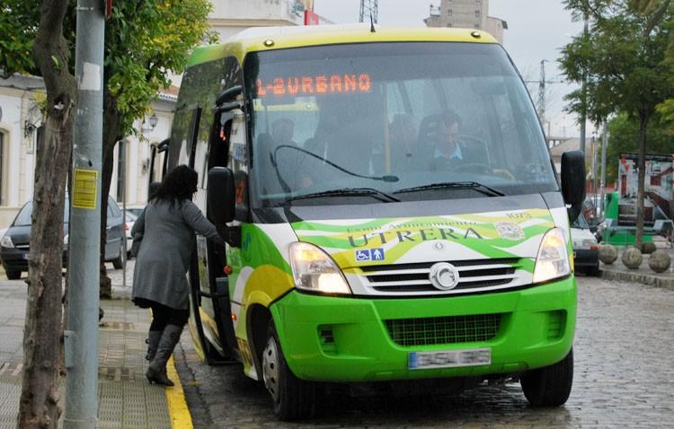 El nuevo servicio de autobús urbano comienza a perfilarse
