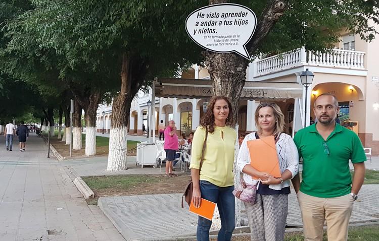 Ciudadanos afirma que la participación sobre la reforma del paseo de Consolación «está falseada»