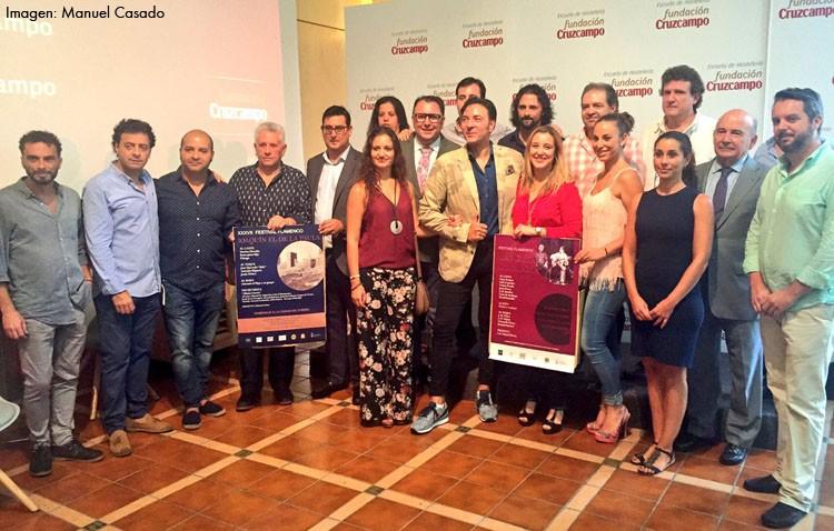 La ciudad de Utrera recibirá el homenaje del festival flamenco de Alcalá de Guadaíra