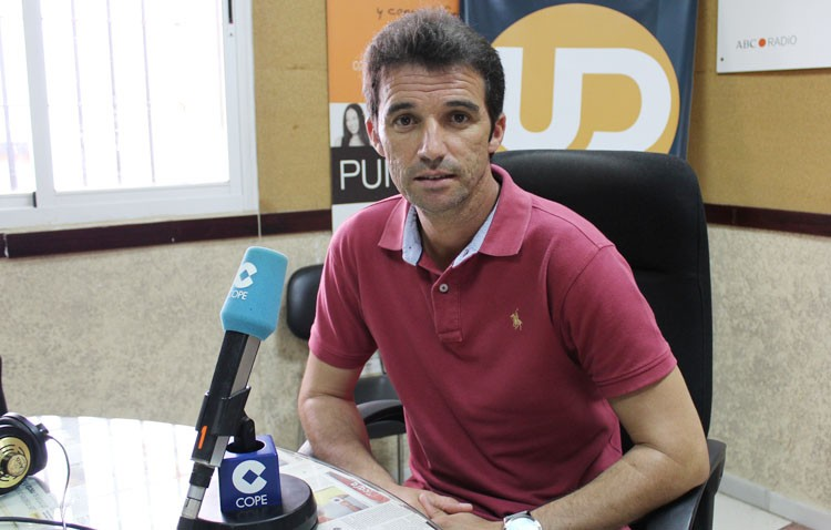 Luis Vilches: «Estoy orgulloso del apoyo del pueblo de Utrera»