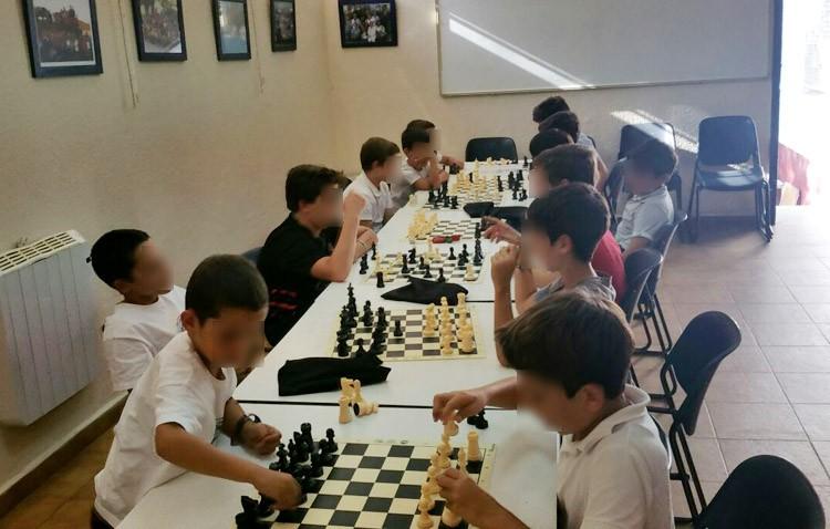 El ajedrez como actividad extraescolar en los colegios utreranos
