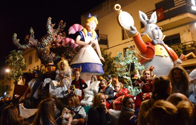 Abierto el plazo de inscripciones para participar en las carrozas infantiles de la cabalgata de los Reyes Magos