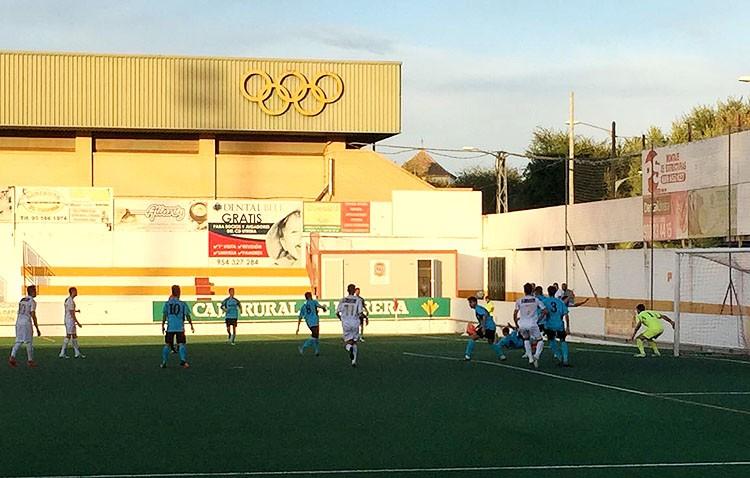 C.D. Utrera 2 – 1 Espeleño Atlético: El golazo de Cruz deja los tres puntos en el San Juan Bosco