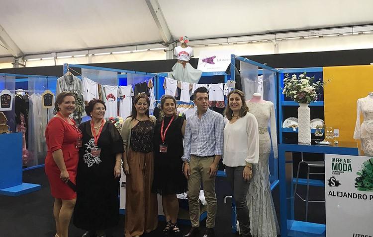 Cuatro utreranos participan en la Feria de la Moda de la provincia