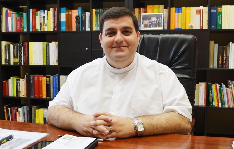 El director de los Salesianos será el rey Melchor en la cabalgata de 2017