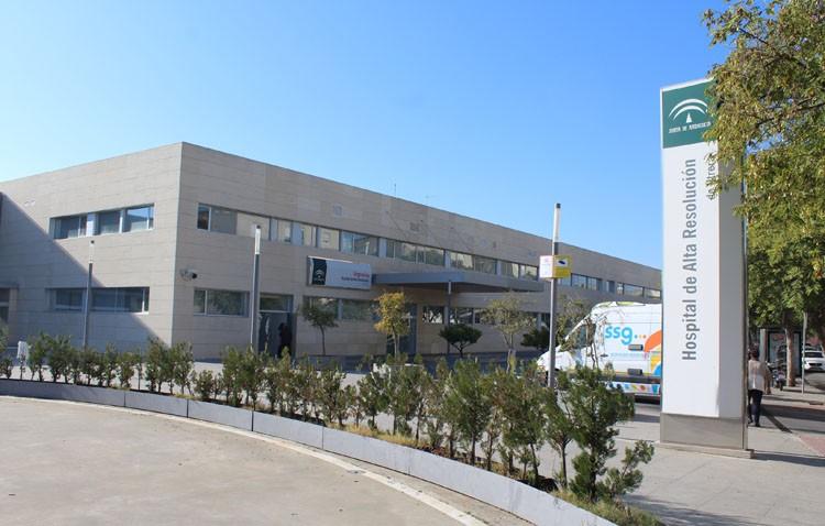 Casi 700.000 consultas atendidas por el hospital de Utrera en su primera década de existencia