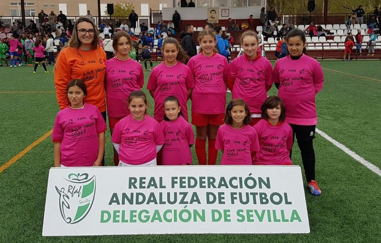 Utrera acogió el III Festival FIFA Femenino