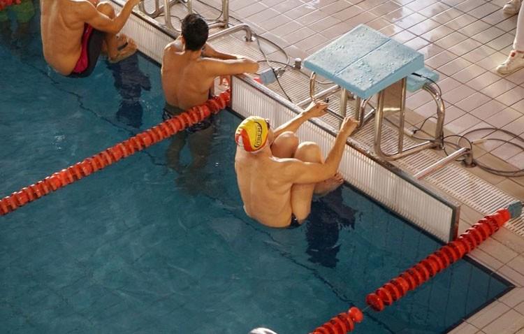 La piscina de Vistalegre acoge la segunda jornada de fases provinciales de natación en las categorías infantil y junior