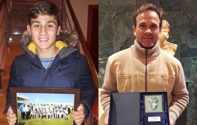 El fútbol sevillano premia al C.D. Utrera en una gala dedicada al juego limpio