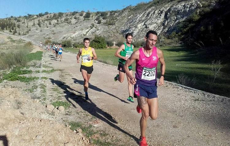 El atletismo utrerano, encargado de representar a Sevilla en el campeonato de España de Cross por relevos