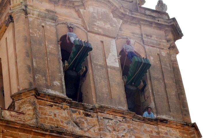 Un concierto de campanas solidario con motivo de la Inmaculada Concepción