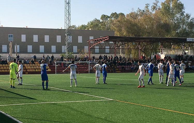 C.D. UTRERA 2 – 0 A. D. CEUTA F.C.: Barrios y Ayala, protagonistas de la alegría local