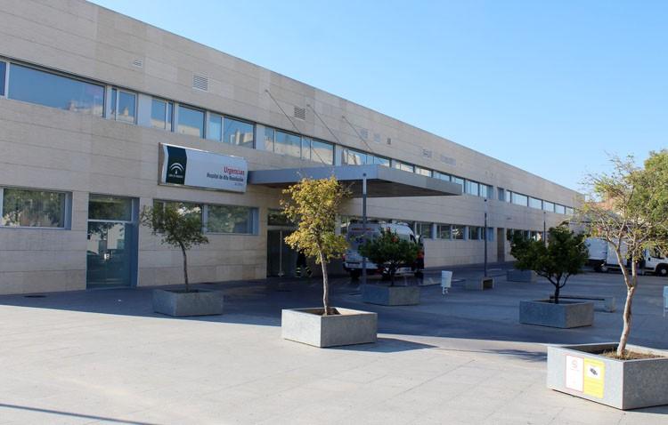 Las Urgencias del hospital de Utrera reciben la distinción de «Centro contra el dolor»