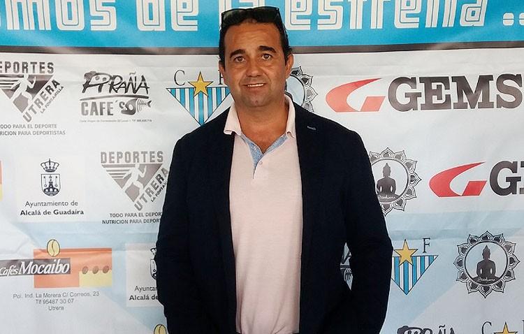 José Antonio Villores se postula como único candidato a la presidencia del Club Deportivo Utrera