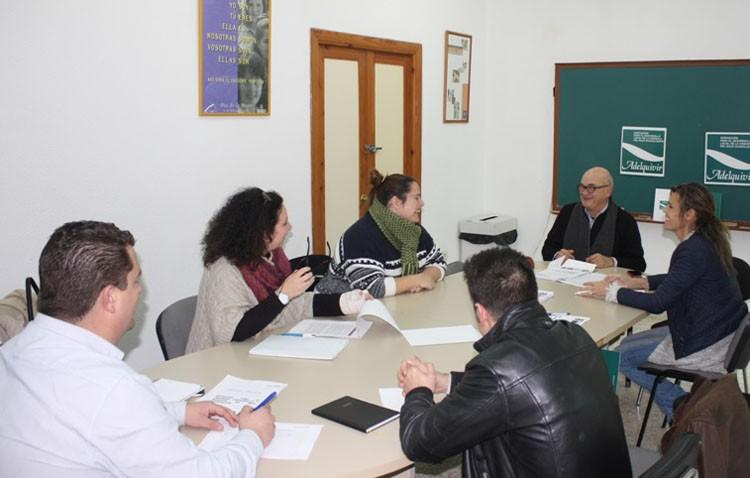 Presentada la estrategia de desarrollo local del Bajo Guadalquivir para el período 2014-2020
