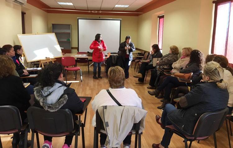 Un taller para que las mujeres tomen conciencia de su identidad y reflexionar sobre sus valores e inquietudes