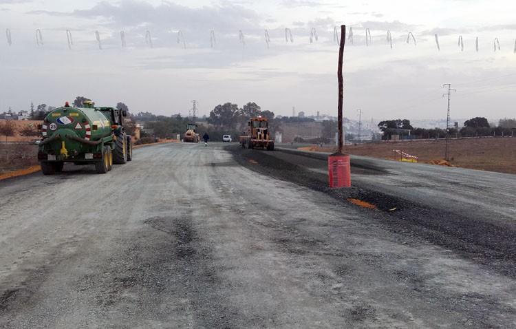 Más cerca la autovía que unirá a Utrera con Dos Hermanas y Alcalá de Guadaíra