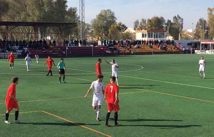 C.D.UTRERA 1-1 SEVILLA C: Justas tablas en un encuentro muy disputado